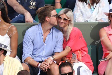 Alexandra Rosenfeld and boyfriend Tom Lamb