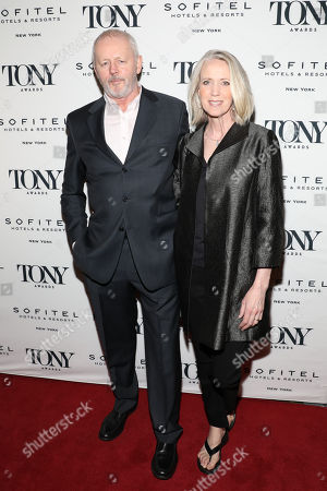 David Morse and Wife