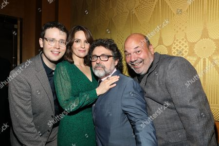Editorial photo of Tony Honors Cocktail Party, Inside, New York, USA - 04 Jun 2018
