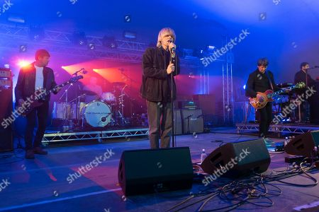 Tim Burgess, Mark Collins, Tony Rogers and Martin Blunt - The Charlatans