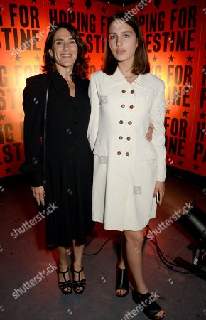 Esther Freud and Anna Morrissey