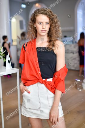 Editorial image of The ELLE List 2018 with Theoutnet.com, Spring Restaurant, Somerset House, London, UK - 04 Jun 2018