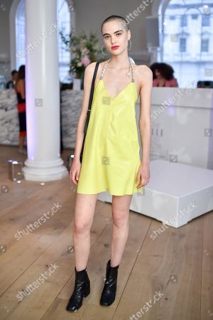 Editorial photo of The ELLE List 2018 with Theoutnet.com, Spring Restaurant, Somerset House, London, UK - 04 Jun 2018