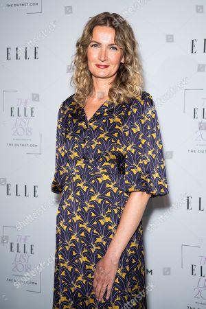 Editorial image of Elle List 2018 party, Spring Restaurant, London, UK - 04 Jun 2018