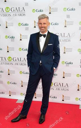Editorial photo of IFTA Gala Television Awards, Dublin, Ireland - 31 May 2018