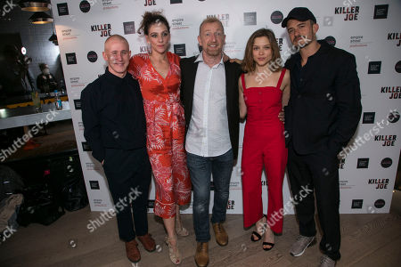 Editorial picture of 'Killer Joe' party, After Party, London, UK - 04 Jun 2018