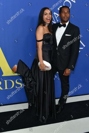 Editorial photo of CFDA Fashion Awards, Arrivals, New York, USA - 04 Jun 2018