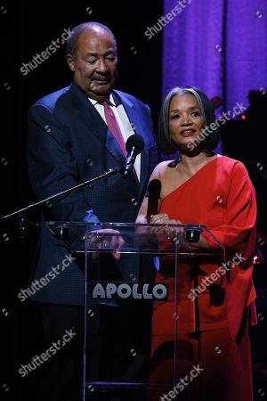 Editorial picture of Apollo Spring Gala, New York, USA - 04 Jun 2018