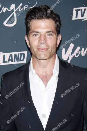 Editorial image of 'Younger' TV show premiere, Arrivals, New York, USA - 04 Jun 2018