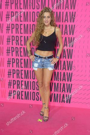 Editorial image of MTV Millenial Awards, Arrivals, Mexico City, Mexico - 02 Jun 2018