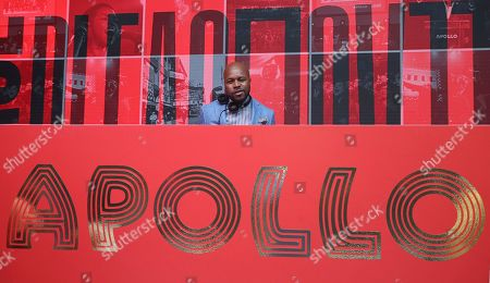 Derrick Jones. DJ D-Nice is seen at the 13th Annual Apollo Theater Spring Gala After Party, in New York