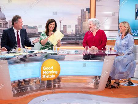 Editorial photo of 'Good Morning Britain' TV show, London, UK - 05 Jun 2018