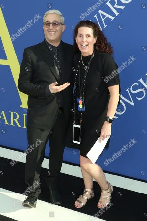 Stock Image of Jason Weinberg, Jill Fritzo