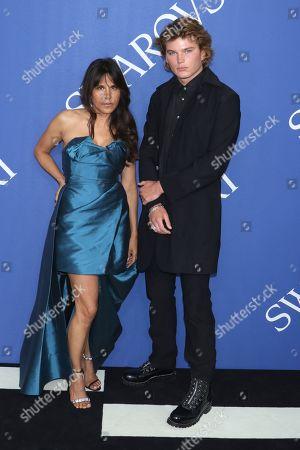 Laurie Lynn Stark and Jordan Barrett