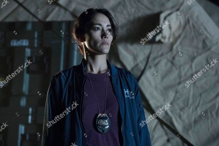 "Editorial photo of ""The Crossing"" (Season 1) TV Series - 2018"
