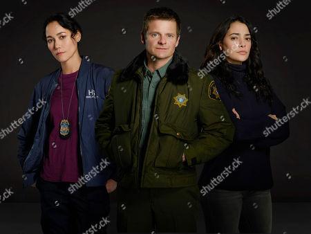 Sandrine Holt, Steve Zahn, Natalie Martinez