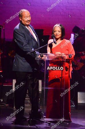 Editorial image of Apollo Spring Gala, New York, USA - 04 Jun 2018