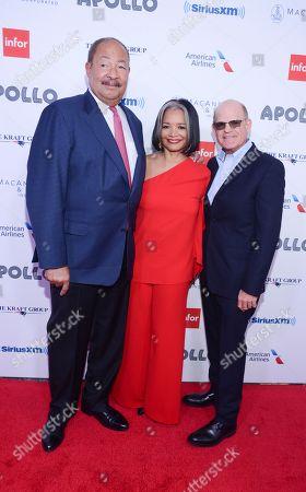 Dick Parsons, Jonelle Procope, Scott Greenstein