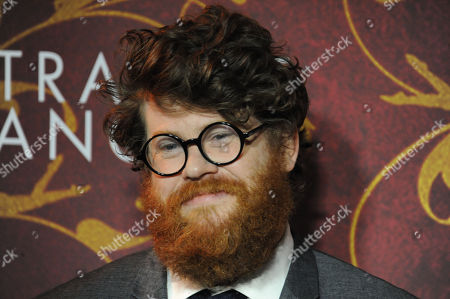 Stock Image of Zack Pearlman