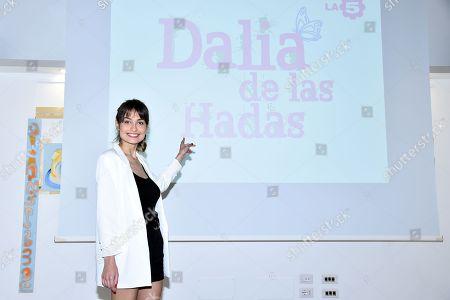 Stock Photo of Miriam Planas