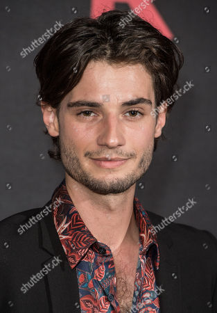 Editorial photo of 'The Happy Prince' premiere, London, UK - 05 Jun 2018