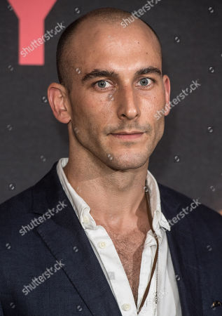 Editorial image of 'The Happy Prince' premiere, London, UK - 05 Jun 2018