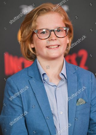 Editorial photo of 'Incredibles 2' film premiere, Arrivals, Los Angeles, USA - 05 Jun 2018