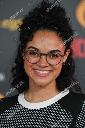 Stock Image of Sarah-Nicole Robles