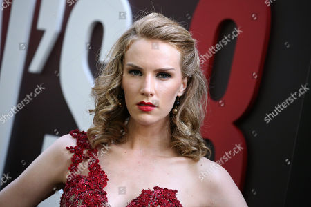 Stock Photo of Charlotte Kirk