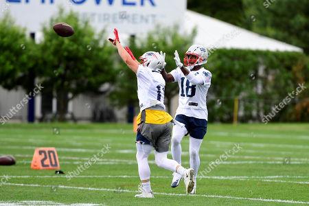 Editorial photo of NFL Patriots Mini Camp, Foxborough, USA - 05 Jun 2018