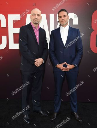"""Editorial picture of World Premiere of """"Ocean's 8"""", New York, USA - 05 Jun 2018"""