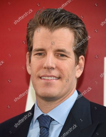 "Tyler Winklevoss attend the world premiere of ""Ocean's 8"" at Alice Tully Hall, in New York"