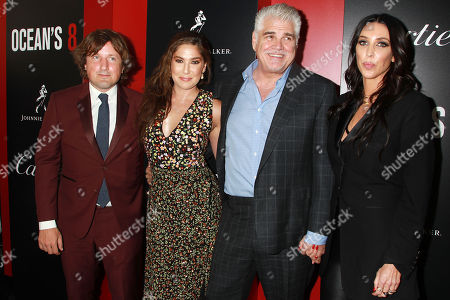 Olivia Milch (Screenwriter) and Gary Ross (Director) with guest