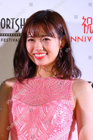 Editorial picture of Short Shorts Film Festival, Opening Ceremony, Tokyo, Japan - 04 Jun 2018