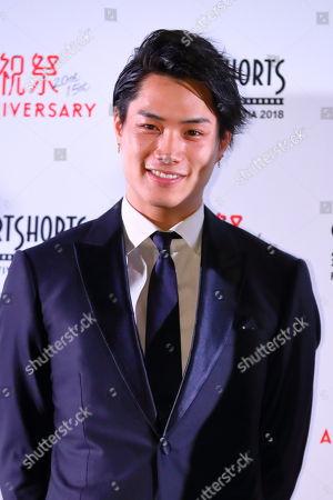 Stock Photo of Nobuyuki Suzuki