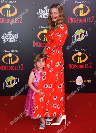"""Editorial image of World Premiere of """"Incredibles 2"""", Los Angeles, USA - 05 Jun 2018"""