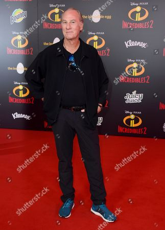 """Craig T. Nelson arrives at the world premiere of """"Incredibles 2"""" at the El Capitan Theatre, in Los Angeles"""