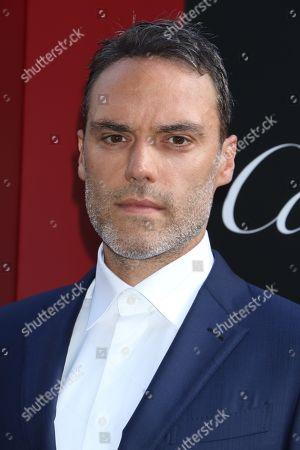 Editorial photo of 'Ocean's 8' film premiere, Arrivals, New York, USA - 05 Jun 2018