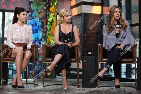 Stock Photo of Jennifer Bartels, Mena Suvari and Alicia Silverstone
