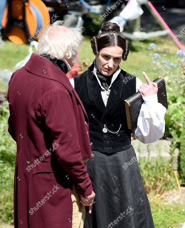 Timothy West and Suranne Jones