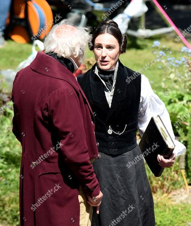 Timothy West and Suranne Jone