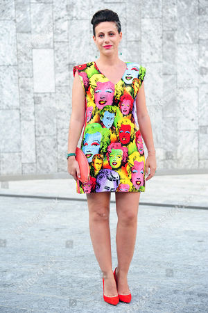 Stock Image of Francesca Versace