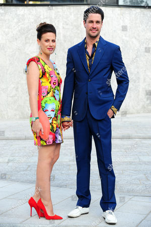 Francesca Versace and Cristhopher Leoni