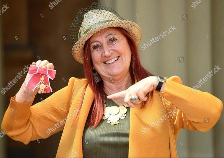 Lynne Franks OBE