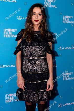 Editorial image of Sydney Film Festival, The State Theatre, Sydney, Australia - 06 Jun 2018