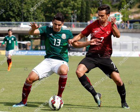 Editorial picture of U21 Soccer, Aubagne, France - 06 Jun 2018