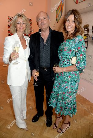 Editorial picture of Royal Academy of Arts Summer Exhibition Preview Party, London, UK - 06 Jun 2018
