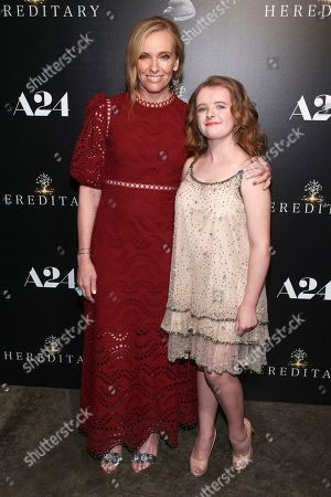 """Editorial picture of NY Special Screening of """"Hereditary"""", New York, USA - 05 Jun 2018"""
