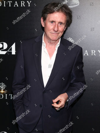 """Gabriel Byrne attends a special screening of """"Hereditary"""" at Metrograph, in New York"""