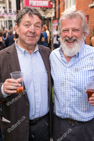 Graham Seed and David Acton